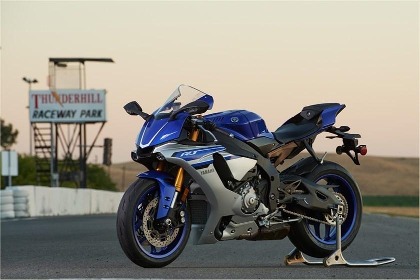 Yamaha YZF 1000 R1 2016 lateral