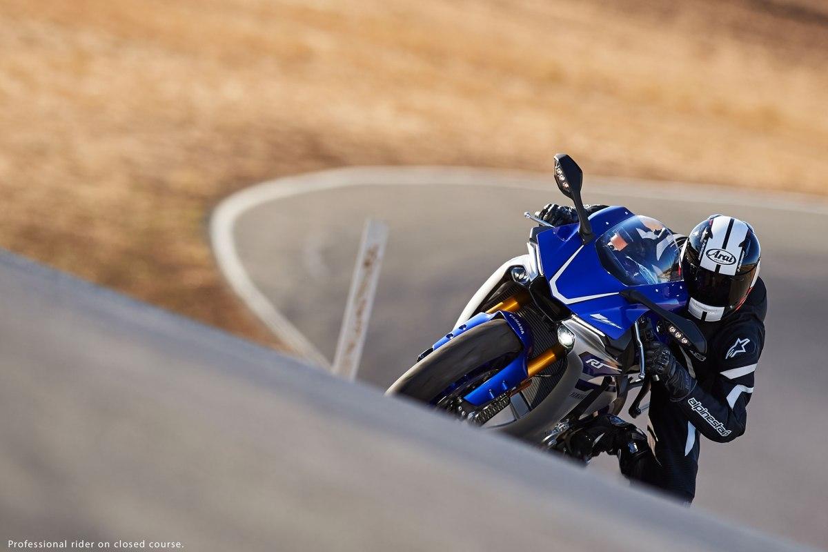Yamaha YZF 1000 R1 2016 frontal