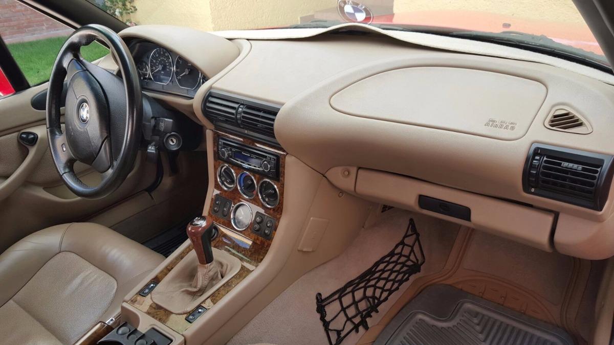BMW Z3 habitáculo
