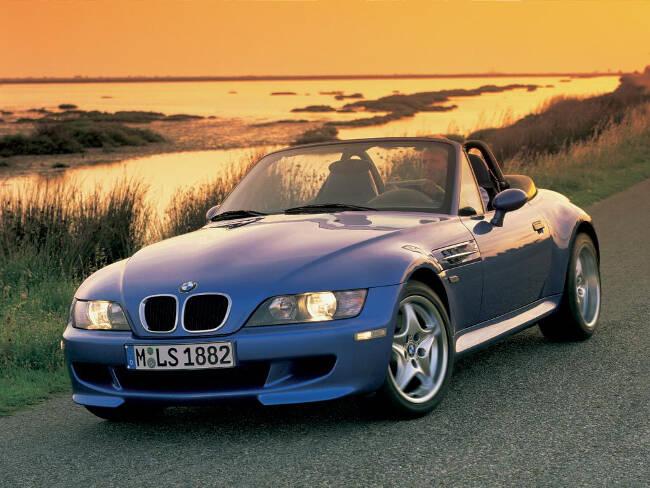 BMW Z3 licencia paradisfrutar