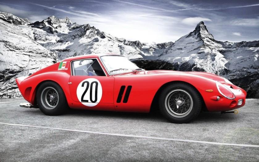 Ferrari 250 gto vendido por 38,1 millones de dolares
