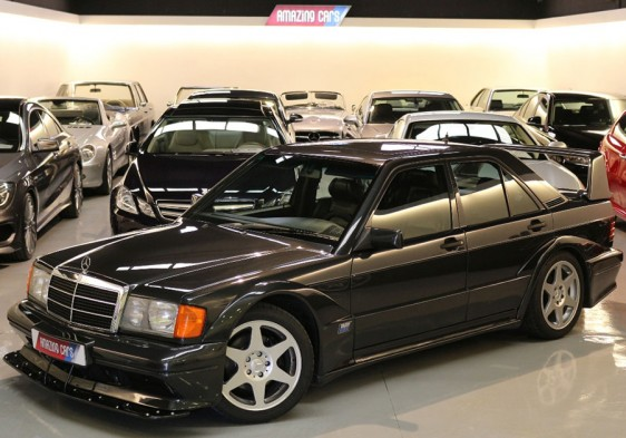 Mercedes 190 2.5 16v EVO II