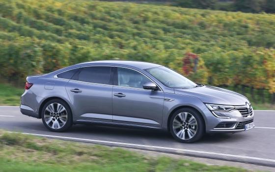 Renault Talisman lateral
