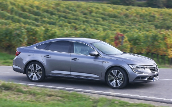 Renault Talisman lateral