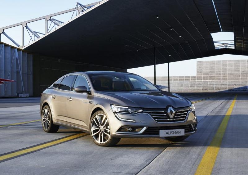 Renault Talismán 2016