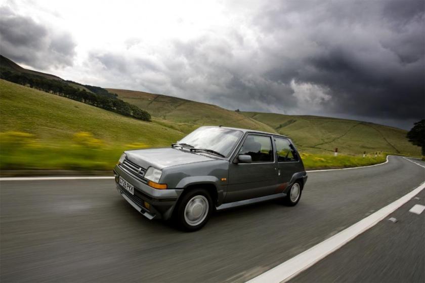 Renault 5 gt turbo fase2
