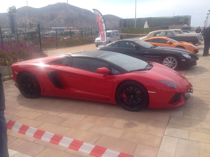 Lamborghini Aventador Ip700