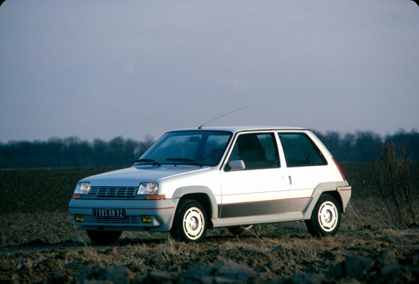 Renault 5 gt turbo fase 1