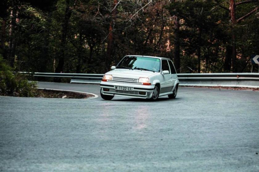 Renault 5 gt turbo fase 2