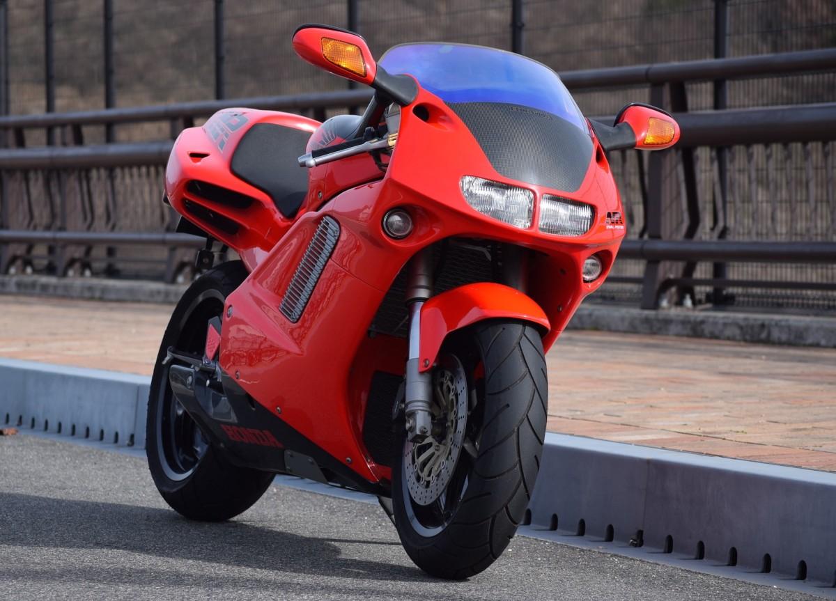 Honda nr 750, la fantasía hechamoto