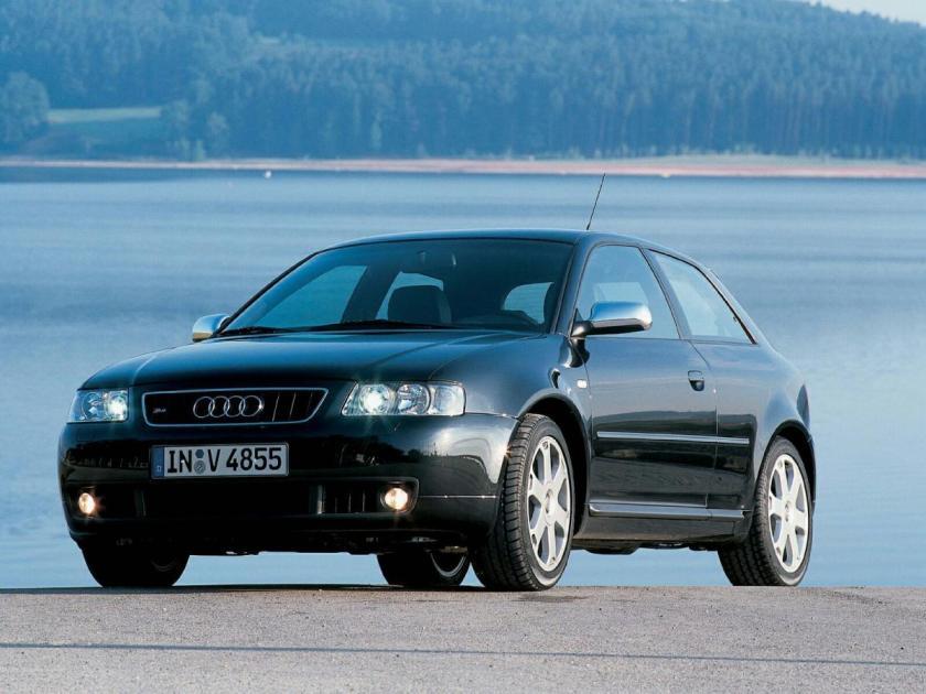 Audi S3 8l restyling 2001/2003