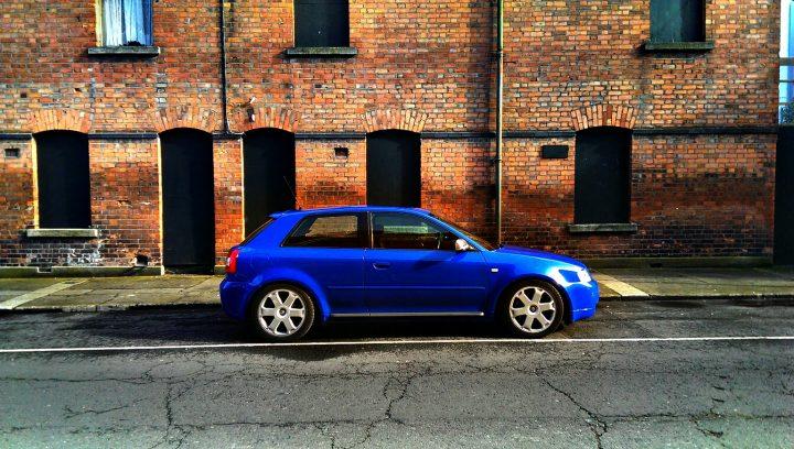 Audi S3 8L, valorseguro