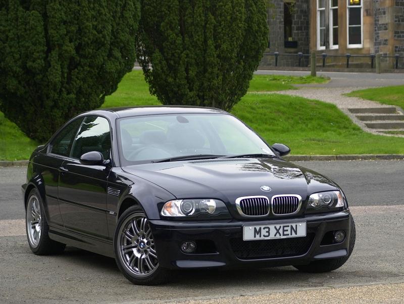 BMW M3 e46 frontal