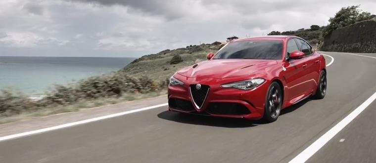 Alfa Romeo Giulia 2016, pasión yelegancia