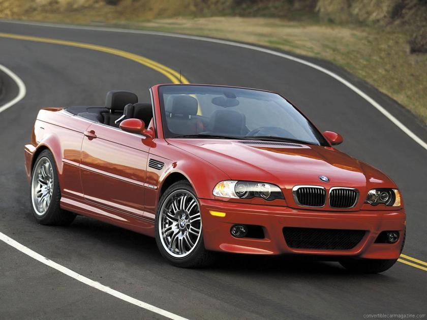 BMW M3 e46 versión cabrio