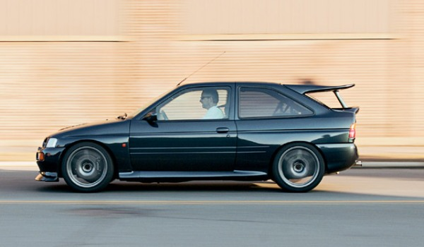 Ford Escort RS Cosworth lateral
