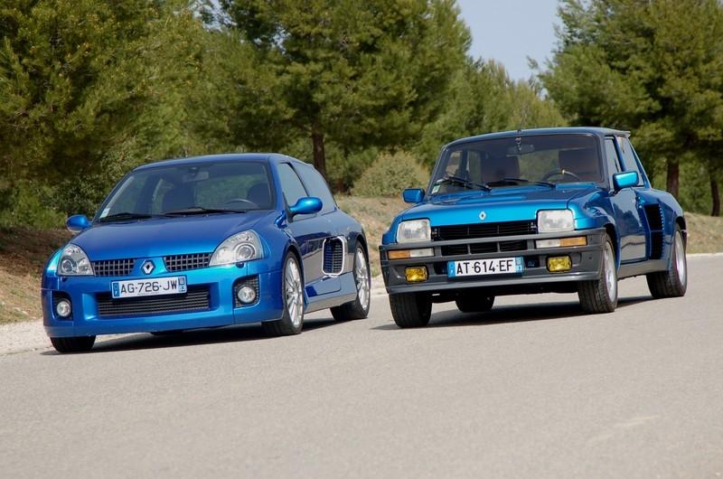 Renault Clío V6…Dignosucesor