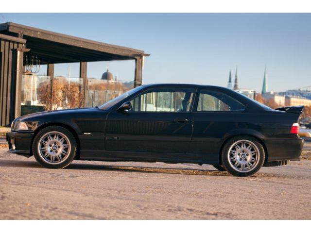 BMW SERIE TRES E36: Tendencia alalza