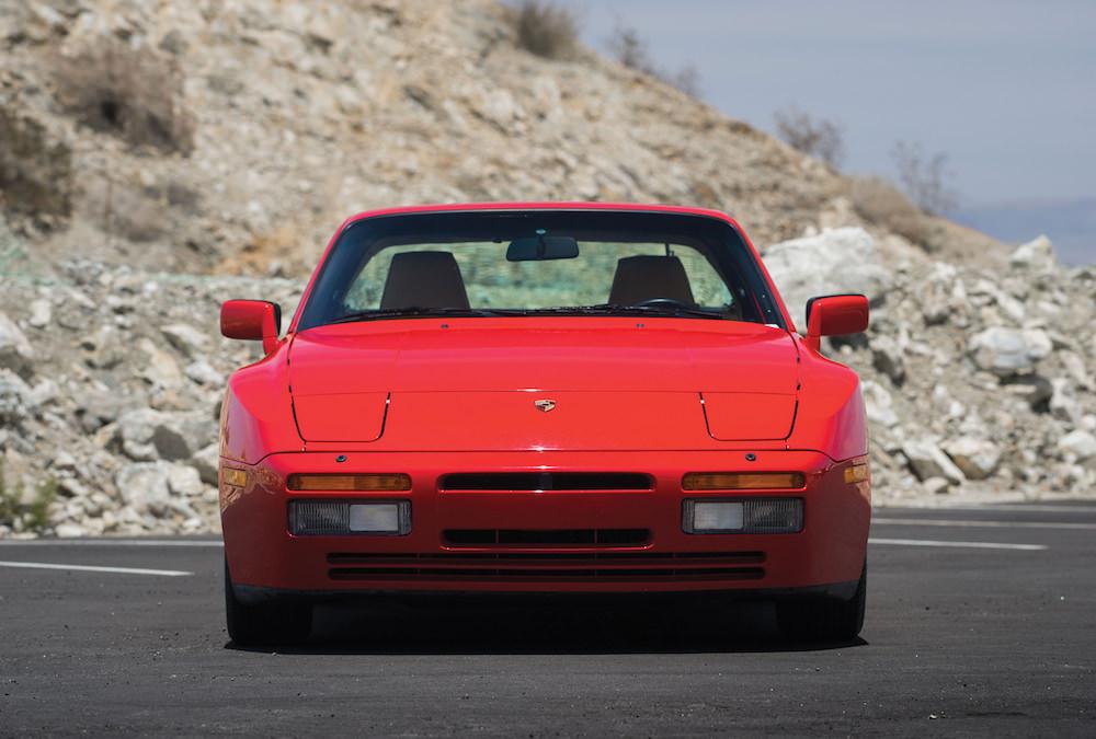 Porsche 944 Turbo diversiónasegurada