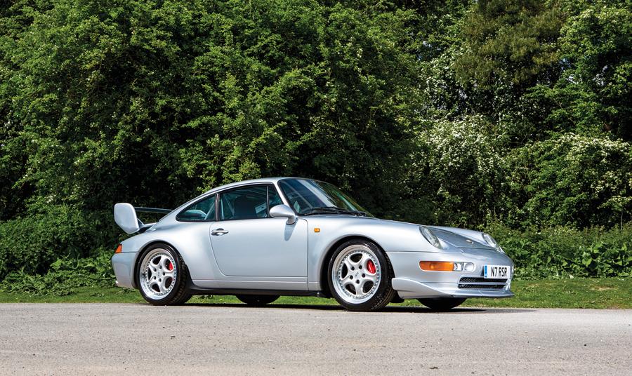 Porsche 993: Cerrando unaépoca