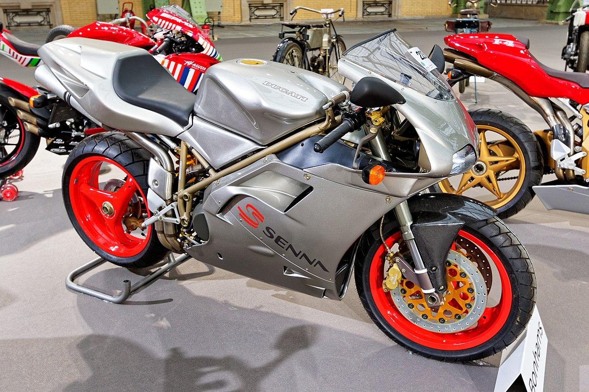 Ducati 916 Senna II