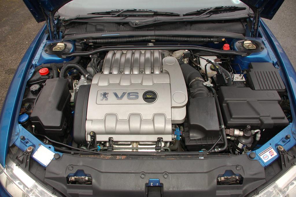 Peugeot 406 coupé mecánica v6