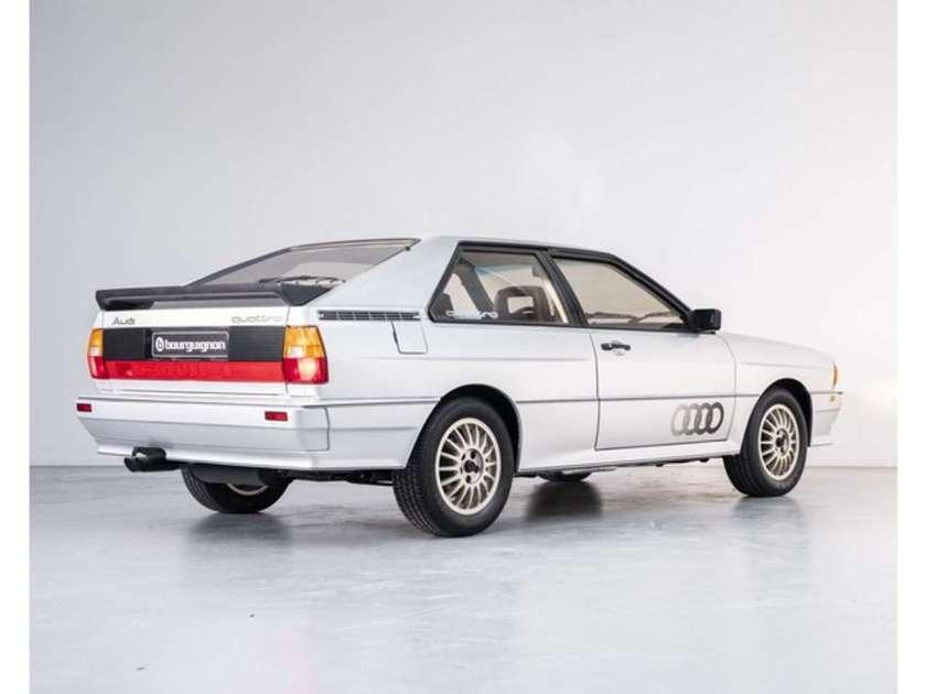 Audi Quattro serie 1