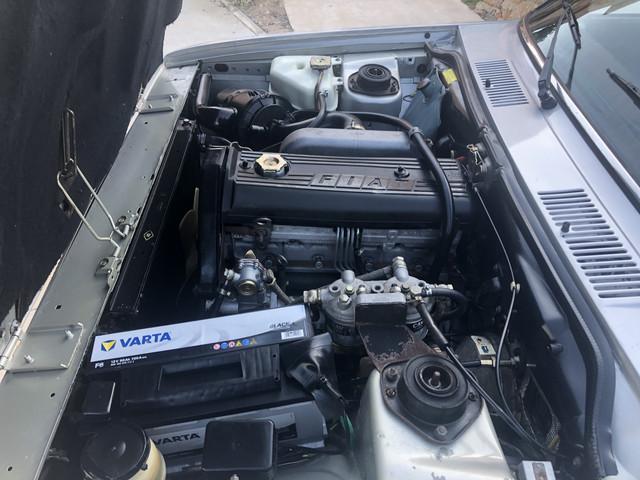 Seat 131 supermirafiori 2.5 diesel vano motor