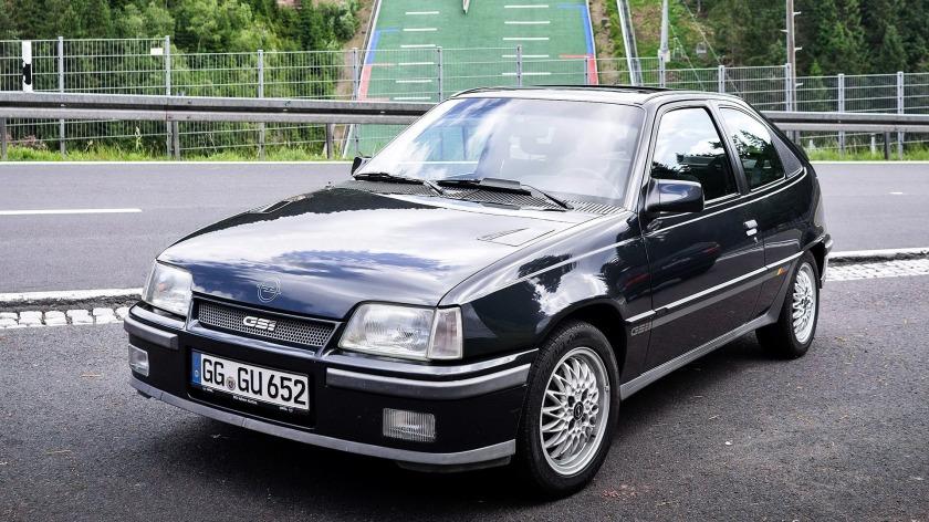 Opel Kadett GSi 16 válvulas Champion
