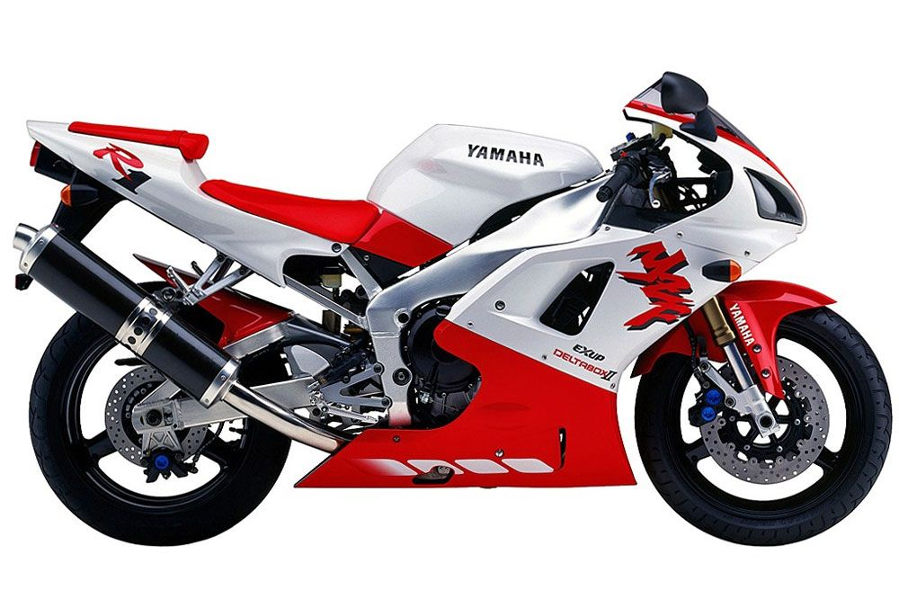 "Yamaha YZF R1 ""La madre de las deportivas"""