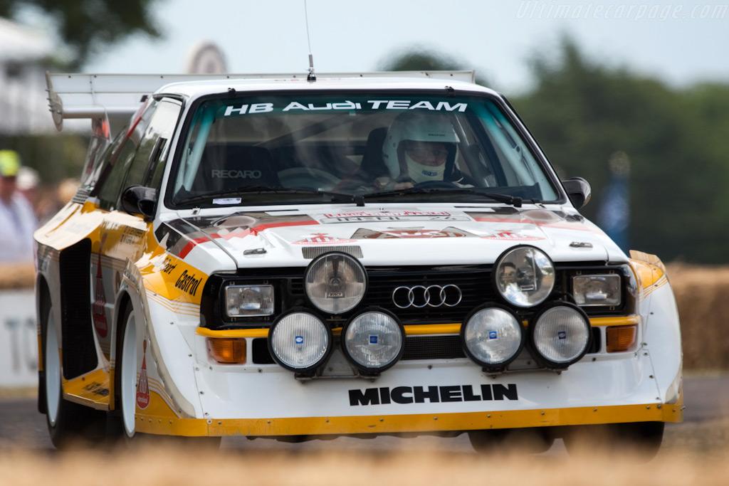Audi Quattro cuarentaaniversario