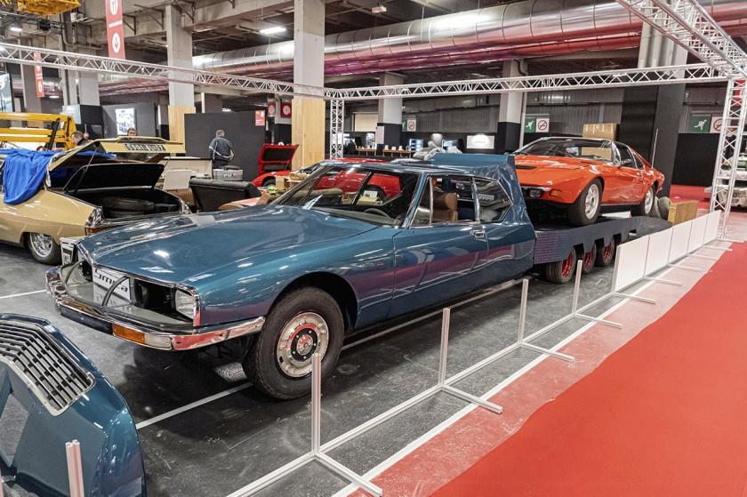 Citroën SM Tissier
