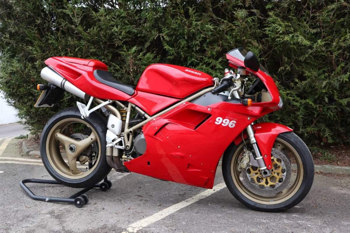 Ducati 996 Massimo Tamburini