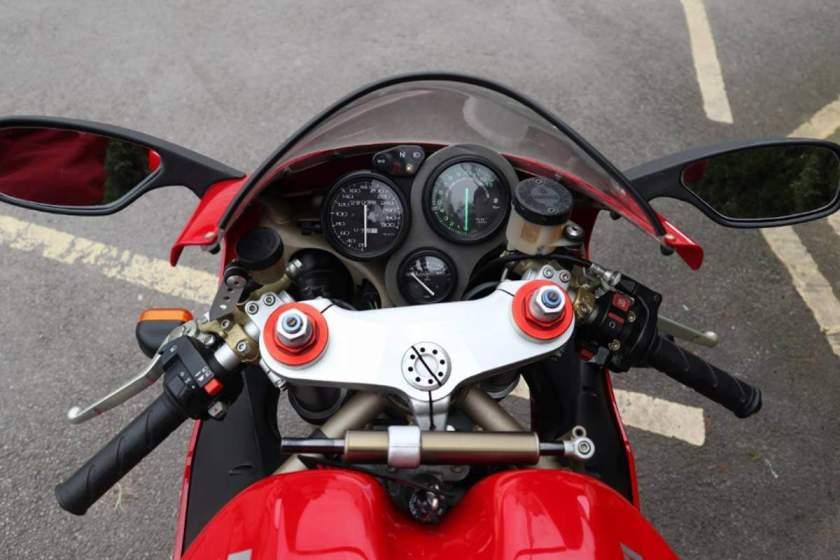 Ducati 916 tablero de instrumentos
