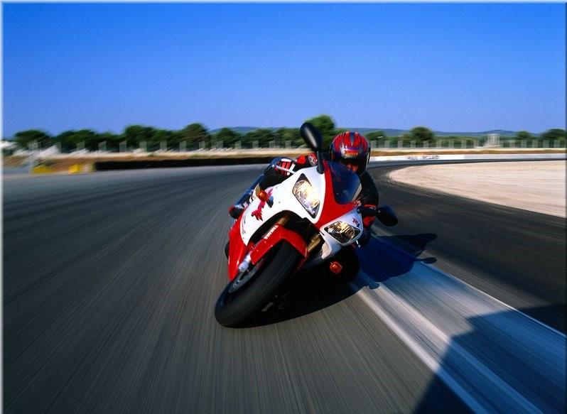 Yamaha R1 1998 (imagen del constructor)