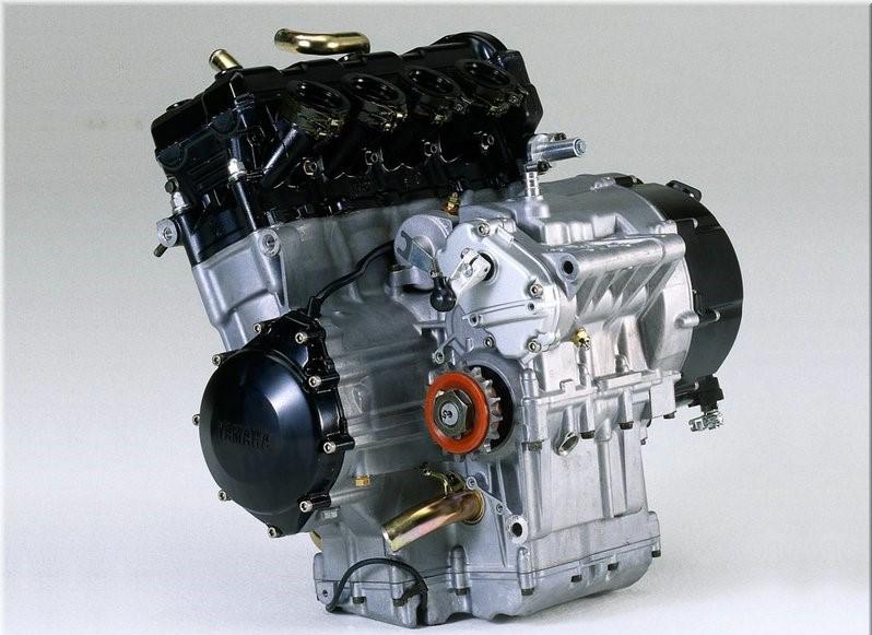 Motor Yamaha R1 1998 (imagen del constructor)