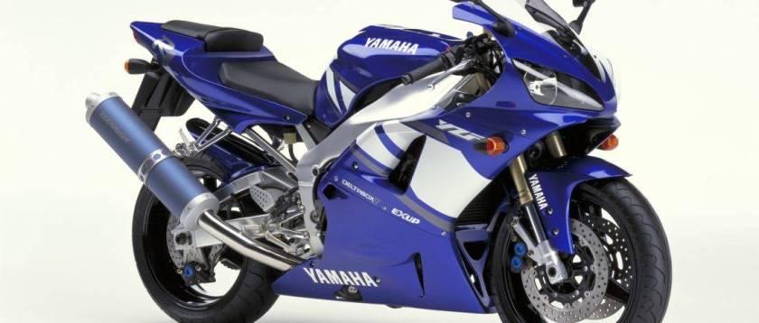 Yamaha R1 2001 (imagen del constructor)