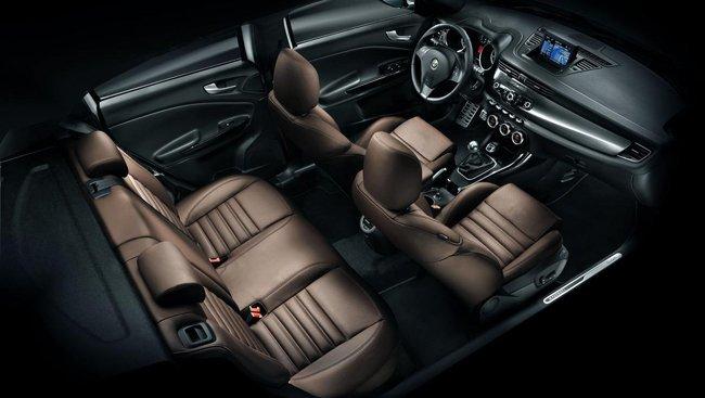 Alfa Romeo Giulietta QV Maserati edition