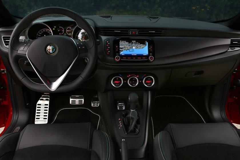 Alfa Romeo Giulietta QV TCT