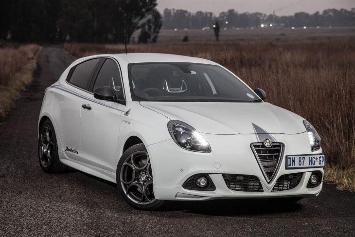 Alfa Romeo Giulietta QV Squadra Corse 1