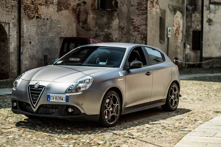 Alfa Romeo Giulietta Launch Edition