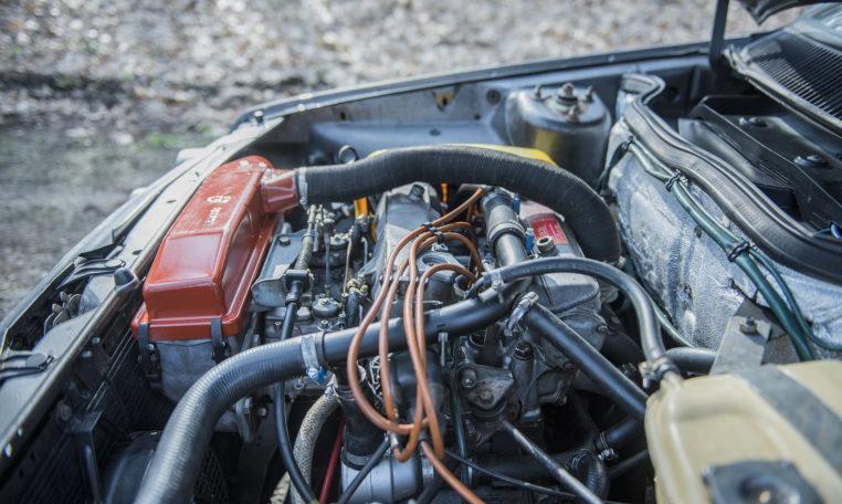 Fiat Ritmo Abarth mecánica